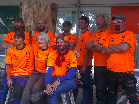 SkyhIgh-Chainsaw-Carving-Championships