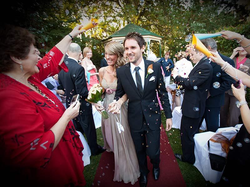 melburne reception wedding venues