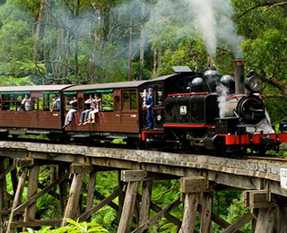 dandenong tourist places